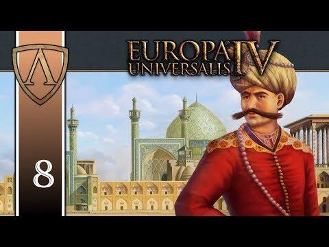Let's Play Europa Universalis IV -- Cradle of Civilization -- Part 8