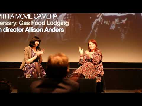 Allison Anders - Gas Food Lodging BFI Q&A 10
