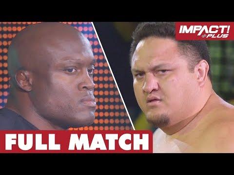 Samoa Joe vs Bobby Lashley: FULL MATCH (Slammiversary 2014) | IMPACT Wrestling Full Matches