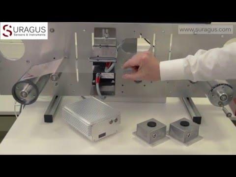 Non-Contact INLINE Sheet resistance sensors SURAGUS