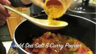 Beef Curry | Sweet Violet's Burmese Cuisine