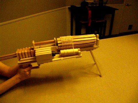 gatling gun band