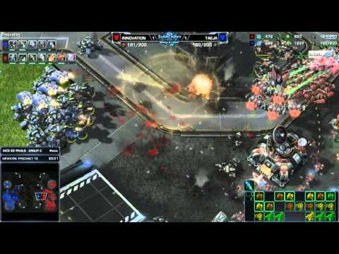 INnoVation vs TaeJa -TvT- Best Game of 2013