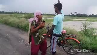 Hamra khatir Laika Khoja ta bhag chala Delhi  Anant jha ,.................