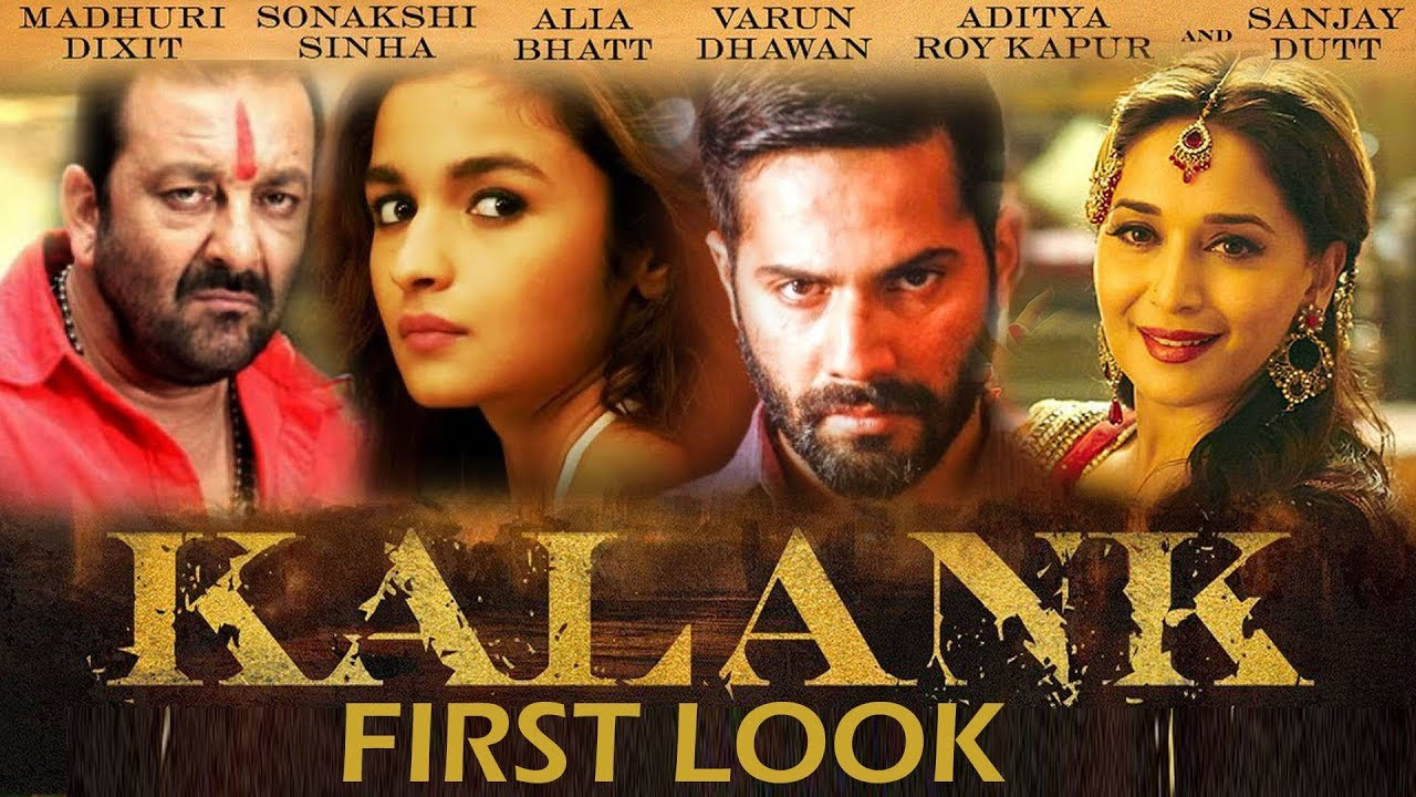 Kalank Movie Download 340p: Kalank Movie MP3 Song Download By