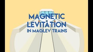 Breakthrough Junior Challenge 2017 : Magnetic Levitation in MagLev Trains