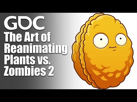 The Art of Reanimating Plants vs. Zombies 2