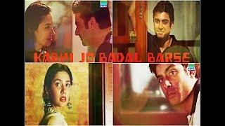 Ashar and Khirad    Humsafar    kabhi jo badal barse - Mahira & Fawad