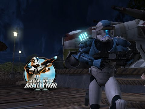 Star Wars Battlefront II Mods and Maps- Kashyyyk: Depot