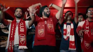 PUMA x ARSENAL | WE ARE THE ARSENAL, MUMBAI