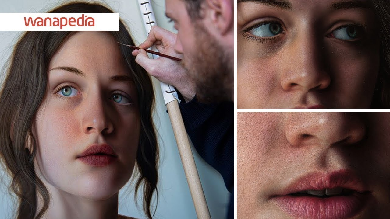 Download Stunning Hyper Realistic & Surreal Paintings by Marco Grassi 🎨 Art That Will Blow Your Mind