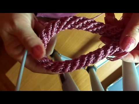 f7f5c8c96a6f1 How to  crochet handle of bags - YouTube