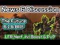 News/Discussion: Was Patch 6.1 Enough?, Patch 6.2 ETA & BRF iLvls