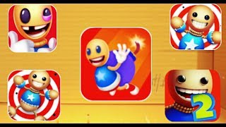 ⊙ ⊙ Watch All Kick the Buddy Games All Version | In one video ☻