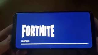 How to play Fortnite on Android phone or Android Tablet for free Working 2018