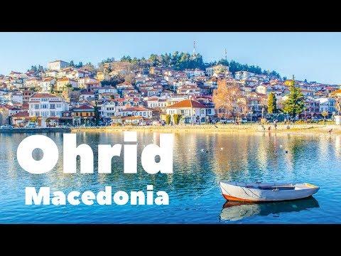 Ohrid Macedonia|Travel Trip 2017