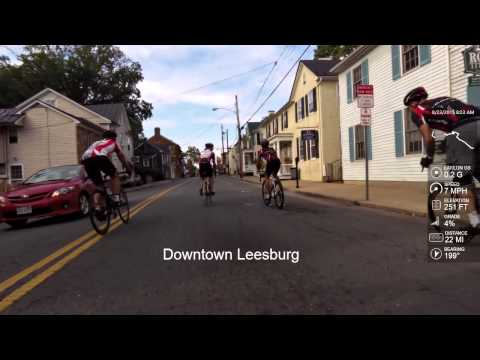 Velocipede 2015 Reston Century