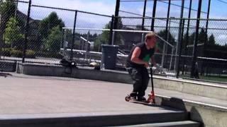 Daniel Kirby's Summer Scooter Video.