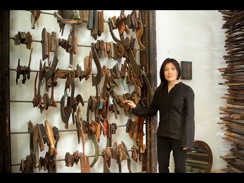 'Bridges Not Walls' Opening Reception: Lecture by Artist Sook Jin Jo (August 31, 2012)