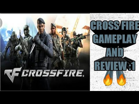 CROSS FIRE LEGENDS REVIEW PART1.VIDEO BY VSQUARE GAMES.
