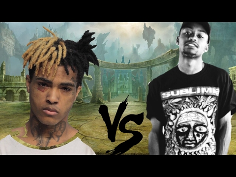 XXXTentaction SNUCK By Rob Stone's Crew!!! |Lolo & Free Team|