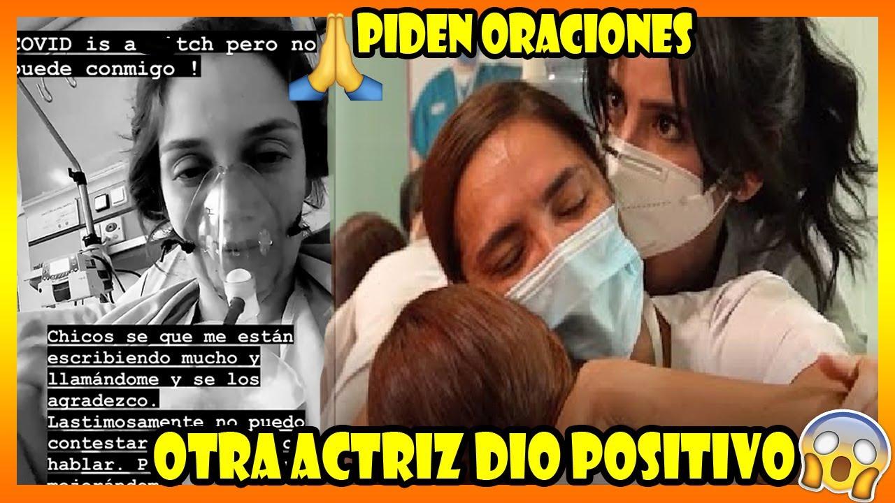 Triste Noticia sacude a Actriz de Enfermeras, se retrasan las grabaciones de la 3 temporada