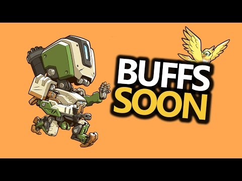 HUGE BASTION BUFFS Confirmed, Detailed, Coming Soon! (Overwatch)