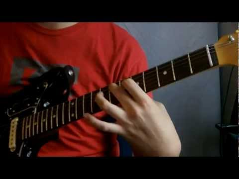 How To Play Dive By Nirvana Guitar Lesson - YouTube