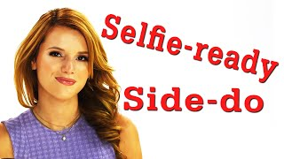 Bella Thorne & Heart's Selfie Tips! #17Daily