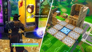 Five new MINI GAMES in Fortnite