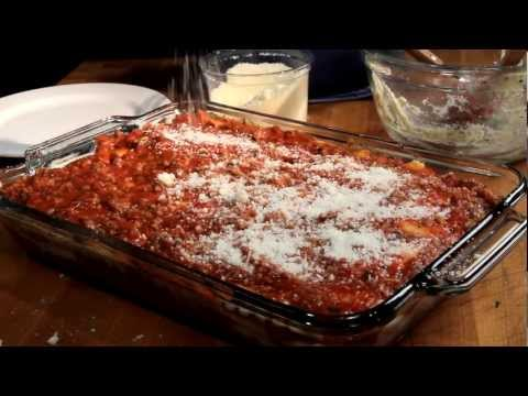 How To Make The Worlds Best Lasagna