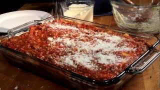 How To Make The World's Best Lasagna