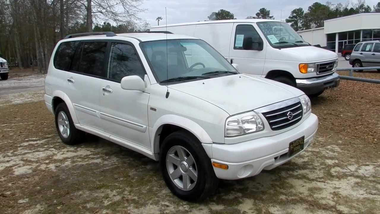 Suzuki Xl 7 4x4 Review Charleston Suv Videos For