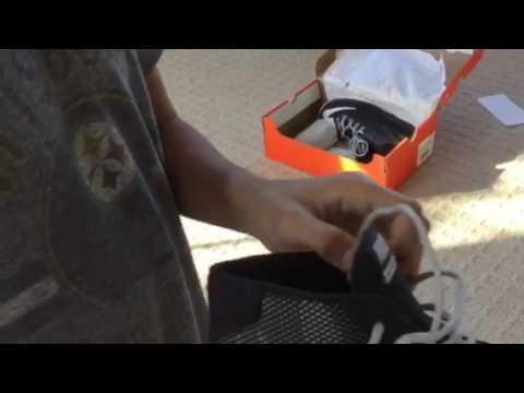 6166733ce6e6 NIKE AIR DEVOSION REVIEW - YouTube