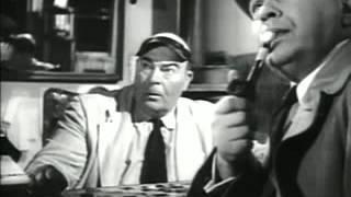 The Stranger (1946) - Full Length Film Noir, Orson Wells, Edward G. Robinson