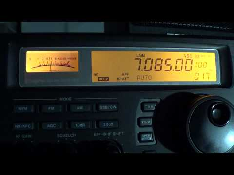 Tutorial on the 40 meters amateur radio band