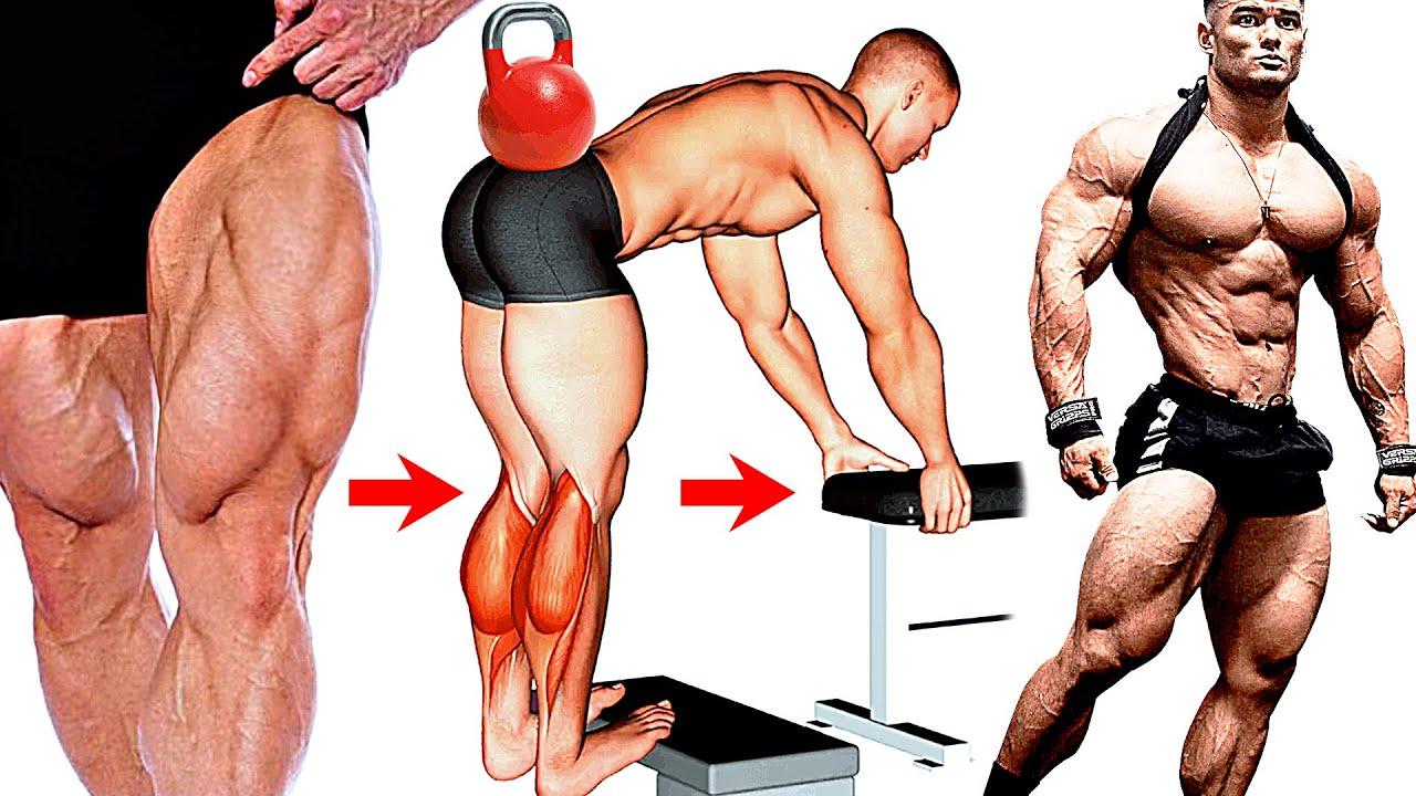 10 Best Exercises for Your Legs (Thighs, Calves, Hamstrings, Quadriceps)