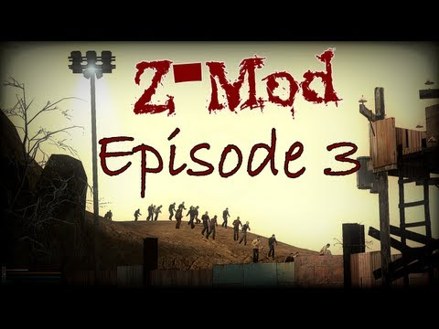 Garry's Mod - Zmod - Episode 3: New Trees and Official Server!
