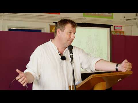 "Danny Dorling IF Talk ""Inequality – the big picture"" 23 05 2018 4K"