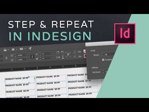 Save Major Design Time with this Awesome InDesign Tip