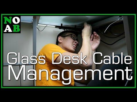 Gl Desk Cable Management