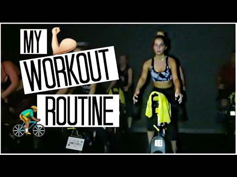 Workout Routine   How to Get in Shape for Spring Break