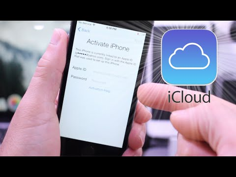 iCloud Activation Lock Bypass Server: