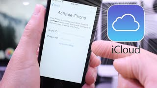 iCloud Activation Lock Bypass Server thumbnail