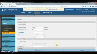 Grandstream UCM How To Secure Grandstream UCM6200 (Part 2)