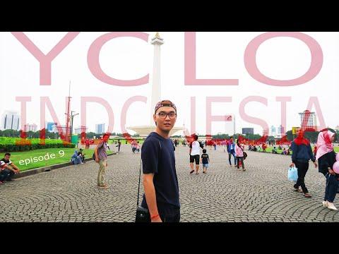 NATIONAL MONUMENT Jakarta | YOLO INDONESIA Episode 9