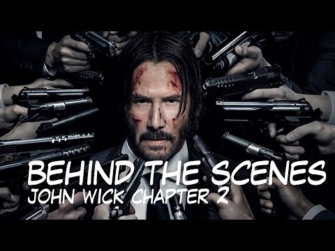 Behind the scenes at 'John Wick: Chapter 2'