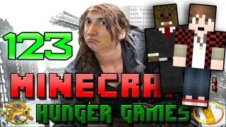 Minecraft: Hunger Games w/Mitch! Game 123 - The Great Harvest of Survival Games 5