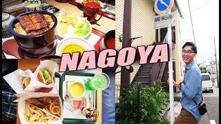 UNAGI Japanese EEL/Hitsumabushi 櫃まぶし + MOS BURGER & 100 Yen Store Shopping [Nagoya Vlog]