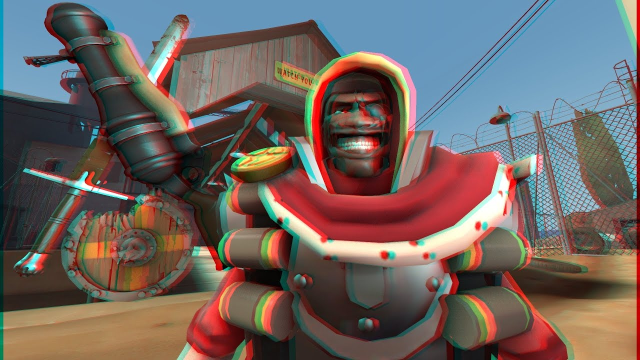 Moving Wallpaper Hd 1080p 3d New 3d Tf2 Hud Team Fortress 2 Commentary Youtube